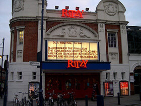 Ritzy Cinema - Screening of Blade Runner: The Final Cut, November 2007
