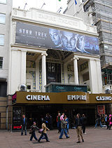 Star Trek The Future Begins - Empire Cinema London