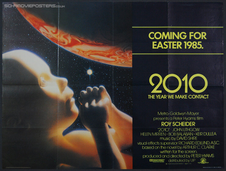 2010: The Year We Make Contact (1985) Advance Easter