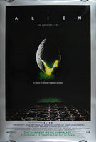 Alien: The Director's Cut (2003) - Original US One Sheet Movie Poster
