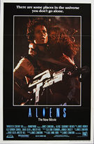 Aliens (1986) - Original International English One Sheet Movie Poster