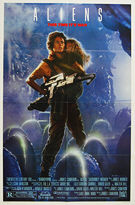Aliens (1986) - Original US One Sheet Movie Poster