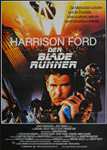 Blade Runner (1982) - Original German Movie Poster
