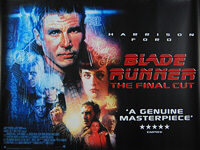 Blade Runner: The Final Cut (2007) - Original British Quad Movie Poster