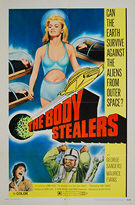 Body Stealers, The (1969) - Original US One Sheet Movie Poster