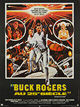 Buck Rogers in the 25th Century (1979) - Original French Movie Poster
