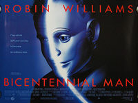 Bicentennial Man (1999) - Original British Quad Movie Poster
