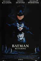 Batman Returns (1992) - Original US One Sheet Movie Poster