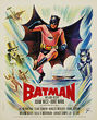 Batman (1966) - Original French Movie Poster