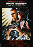 Blade Runner: The Director's Cut (1992) - Original German Movie Poster