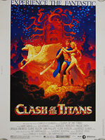 Clash of the Titans (1981) - Original US One Sheet Movie Poster