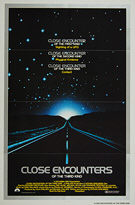 Close Encounters of the Third Kind (1977) - Original US One Sheet Movie Poster