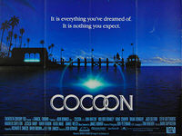 Cocoon (1985) - Original British Quad Movie Poster