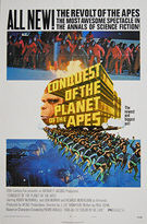 Conquest of the Planet of the Apes (1972) Style 'B' - Original US One Sheet Movie Poster