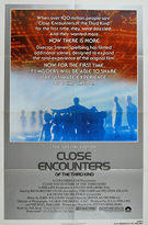 Close Encounters of the Third Kind: Special Edition (1977) - Original US One Sheet Movie Poster