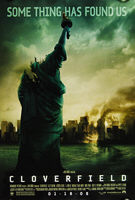 Cloverfield (200) - Original US One Sheet Movie Poster
