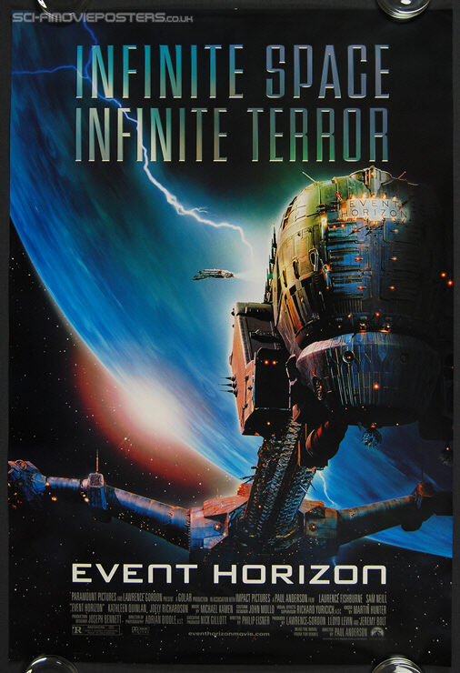 Event Horizon (1997) - Original US One Sheet Movie Poster