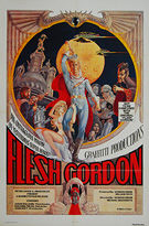 Flesh Gordon (1974) - Original US One Sheet Movie Poster