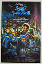 Flight of the Navigator (1986) - Original US One Sheet Movie Poster