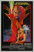 Flash Gordon (1980) - Original US One Sheet Movie Poster