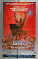 Heavy Metal (1981) - Original US One Sheet Movie Poster