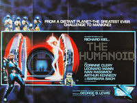 Humanoid, The (L'umanoide) (1979) - Original British Quad Movie Poster