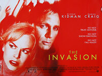 Invasion, The (2007) - Original British Quad Movie Poster