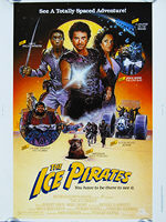 Ice Pirates, The (1984) - Original US One Sheet Movie Poster