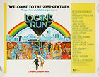 Logan's Run (1976) - Original US Half Sheet Movie Poster