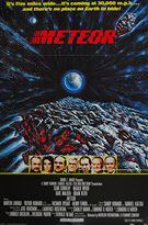 Meteor (1979) - Original US One Sheet Movie Poster