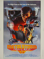 Metalstorm: The Destruction of Jared-Syn (1983) - Original US One Sheet Movie Poster