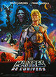 Masters of the Universe (1987) - Original French Movie Poster