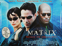 Matrix, The (1999) - Original British Quad Movie Poster
