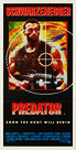 Predator (1987) - Australian Daybill Movie Poster