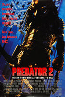 Predator 2 (1990) - Original US One Sheet Movie Poster