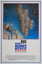 Right Stuff, The (1983) - Original US One Sheet Movie Poster