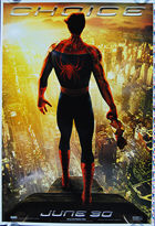 Spider-Man 2 (2004) 'Choice' Advance Printer's Proof - Original US One Sheet Movie Poster