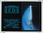 Star Wars: Return of the Jedi (1983) Style 'A' - Original US Half Sheet Movie Poster