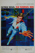 Terminal Man, The (1974) - Original US One Sheet Movie Poster