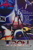 Tron (1982) - Original German Movie Poster