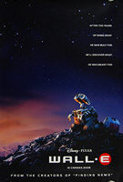 WALL-E (2008) 'Style B' - Original US One Sheet Movie Poster