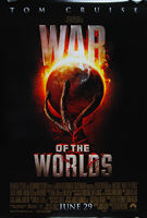 War of the Worlds (2005) - Original US One Sheet Movie Poster